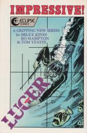 Verso de Miracleman (1985) -10- Mindgames