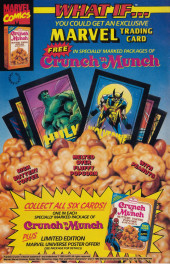 Verso de Namor, The Sub-Mariner (Marvel - 1990) -39- Family Reunion