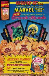 Verso de Namor, The Sub-Mariner (Marvel - 1990) -40- Bitter Sacrifices
