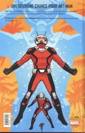 Verso de Ant-Man : Travail de fourmi