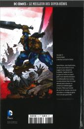 Verso de DC Comics - Le Meilleur des Super-Héros -73- Deathstroke - L'Héritage de Deathstroke