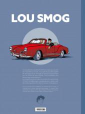 Verso de Lou Smog -INT01- Intégrale 1