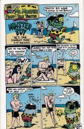 Verso de Mr. Monster presents (Crack-A-Boom) (1997) -2- Mr. Monster presents (Crack-A-Boom) #2