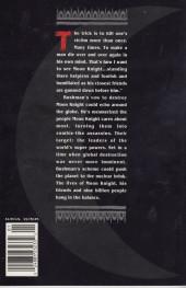 Verso de Moon Knight: Divided we fall (1992) -OS- Moon Knight: Divided we fall