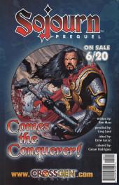 Verso de CrossGen Chronicles (2000) -3- Crossgen Chronicles #3