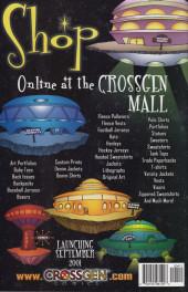 Verso de CrossGen Chronicles (2000) -4- CrossGen Chronicles #4