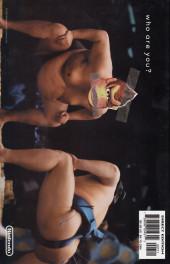 Verso de Mystique (2003) -7- Tinker, Tailor, Mutant, Spy Chapter One