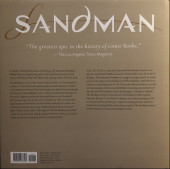 Verso de Annotated Sandman (The) (2012) -INT01- The Annotated Sandman Volume One