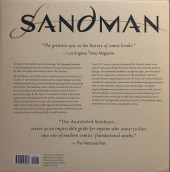 Verso de Annotated Sandman (The) (2012) -INT01- The annotated sandman volume two