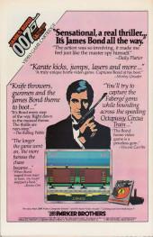 Verso de Batman and the Outsiders (1983) -4- One-Man Meltdown