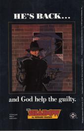 Verso de Outsiders (The) (1985) -7- Assault on Station Markovia!