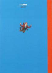 Verso de Spirou et Fantasio (Une aventure de.../Le Spirou de...) -13TL- Fondation Z