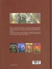 Verso de L'homme au bigos (Les Enquêtes du commissaire Raffini) -13- Rue des souvenirs