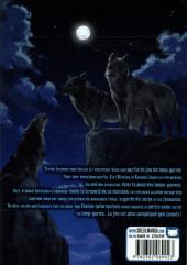 Verso de Hunt : Le jeu du loup-garou - Beast side -2- Tome 2
