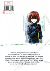 Verso de Riku-do - La rage aux poings -9- Tome 9