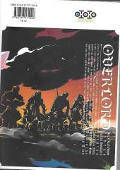 Verso de Overlord (Oshio/Miyama) -7- Tome 7