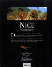 Verso de Nice -1- De Terra Amata au duché de Savoie - De - 400 000 à 1492 après J.-C.