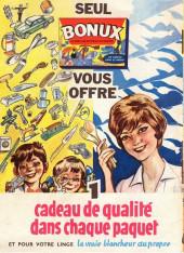 Verso de Bonux-Boy (Les histoires de) -95693- Guillaume le conquérant