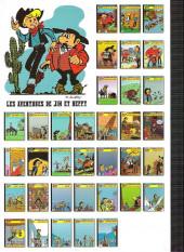 Verso de Jim L'astucieux (Les aventures de) - Jim Aydumien -29- Taritatataaaa... tarii tarii taraaaaa...
