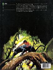 Verso de Le dernier livre de la jungle -1- L'Homme