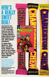 Verso de Cage Vol. 1 (Marvel - 1992) -6- Captain Of Destiny