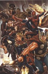 Verso de Marvel Legacy - Avengers (Marvel France - 2018) -HS01- Héritage