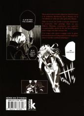 Verso de Devil inside -2- Tome 2