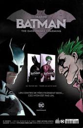 Verso de Batman - Récit Complet (DC Presse) -7- Batgirl & Les Birds Of Prey : Code Source