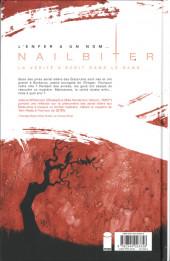 Verso de Nailbiter -6- Sanglante vérité
