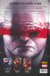 Verso de Daredevil par Brubaker (Marvel Deluxe) -4- Le retour du roi