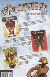 Verso de Rocketeer Adventures (2012) -4- Rocketeer Adventures #4