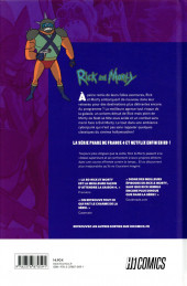 Verso de Rick and Morty -2- Tome 2