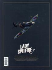 Verso de Lady Spitfire - Tome INT