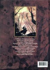 Verso de Itinérêve d'un gentilhomme d'infortune (Le Prince de l'ennui) -INT- Le prince de l'ennui