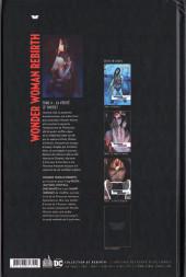 Verso de Wonder Woman Rebirth -4- La Vérité (2e partie)