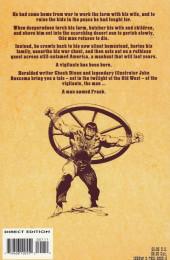 Verso de Punisher (One shots, Graphic novels) - A man named Frank