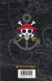 Verso de One Piece -87- Impitoyable
