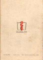 Verso de Bibi Fricotin (2e Série - SPE) (Après-Guerre) -5_- Bibi triomphe