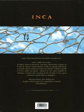 Verso de Inca -2- La Grotte du nautile