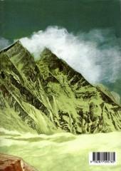 Verso de Le sommet des dieux -1- Volume 1