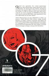 Verso de James Bond (Delcourt) -4- Kill Chain