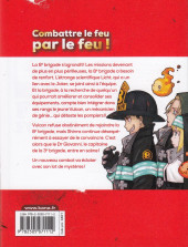 Verso de Fire Force -7- Tome 7