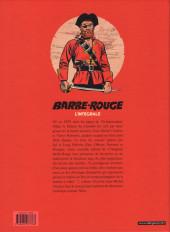 Verso de Barbe-Rouge (L'intégrale - Nouvelle édition) -11- L'or et la gloire