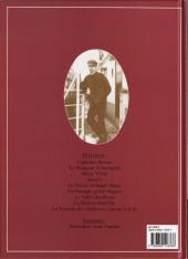 Verso de Théodore Poussin -5a1997- Le Trésor du Rajah Blanc