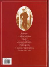 Verso de Théodore Poussin -8a01- La Maison dans l'île