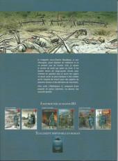 Verso de L'ambulance 13 -1b15- Croix de Sang