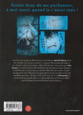 Verso de Prison Lab -3- Tome 3