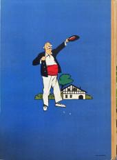 Verso de Bécassine -12a50- Bécassine au pays basque