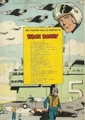 Verso de Buck Danny -22a1972- Top secret