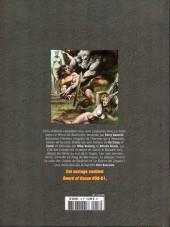 Verso de Savage Sword of Conan (The) - La Collection (Hachette) -18- Le sorcier de zingara !